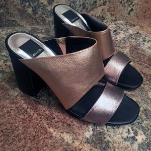 Dolce Vita Rocko Leather Sandal